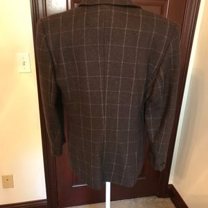 Jones of New York Jackets & Coats - 4 Piece Brown Wool Suit. Sz 14